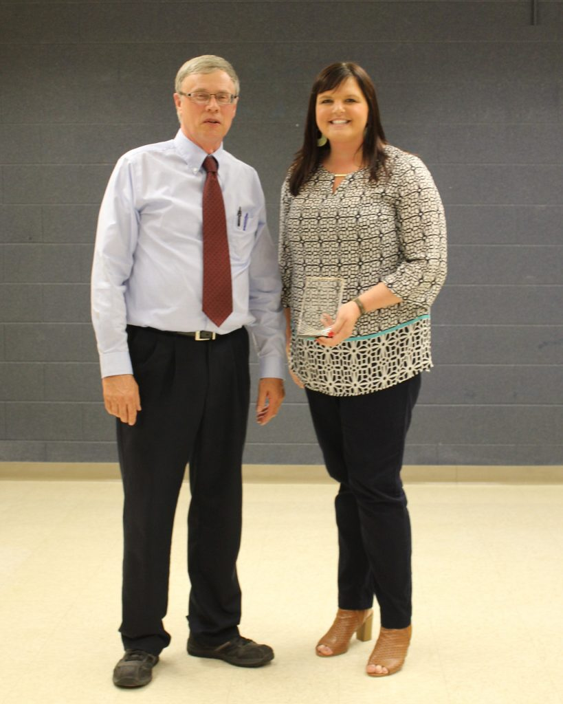 Charles Huckstep, Danielle Sands - Newton County Purdue Extension Business Partner