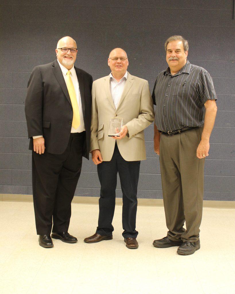 Anthony Cassel, Brian Furrer - BioTown AG Business Partner, David Addison