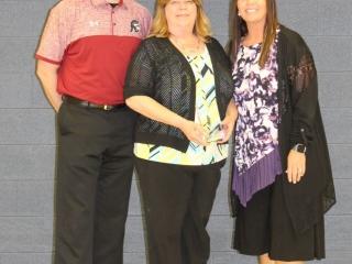 Patrick Culp, Sharon Rigg - Parkview Haven Retirement Community Business Partner, Jennifer Johns