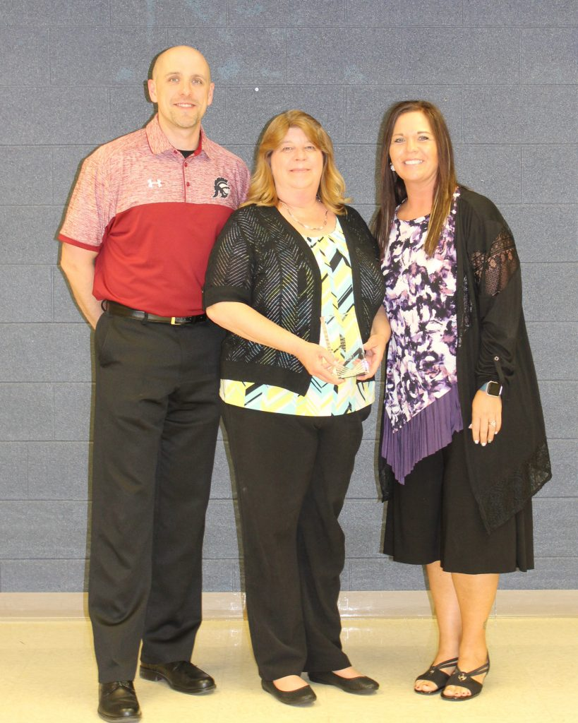 Patrick Culp, Sharon Rigg - Parkview Haven Retirement Community Business Partner, Jennifer Johns